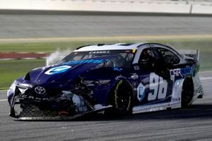 Landon Cassill, Gaunt Brothers Racing, Toyota Camry Carnomaly