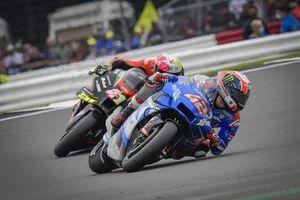 Alex Rins, Team Suzuki MotoGP, Aleix Espargaro, Aprilia Racing Team Gresini