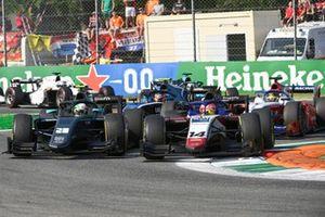 Alessio Deledda, HWA Racelab Enzo Fittipaldi, Charouz Racing System