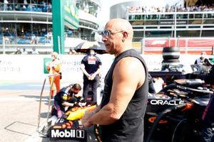 Gast Vin Diesel op de grid