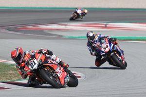 Michael Ruben Rinaldi, Aruba.It Racing - Ducati andToprak Razgatlioglu, PATA Yamaha WorldSBK Team