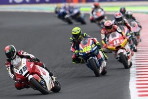 Somkiat Chantra, Honda Team Asia race