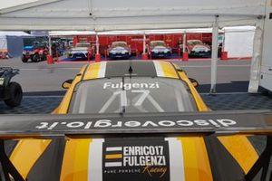 Auto di Enrico Fulgenzi, EF Racing