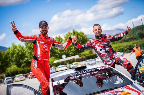 Rallye Régional du Gap Racing