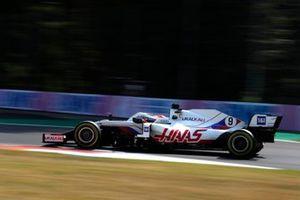 Никита Мазепин, Haas VF-21