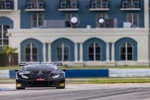 #3 K-Pax Racing, Lamborghini Huracan GT3 Evo: Jordan Pepper, Andrea Caldarelli
