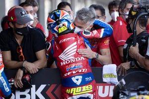 Alvaro Bautista, Team HRC, Leon Camier