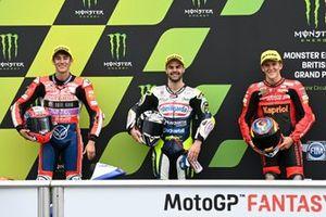 Riccardo Rossi, BOE OwlRide, Romano Fenati, Max Racing Team, Gabriel Rodrigo, Team Gresini Moto3