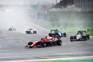 Clement Novalak, Trident, Logan Sargeant, CHAROUZ RACING SYSTEM. Caio Collet, MP Motorsport