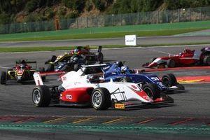 Hunter Yeany, Fortec Motorsports BRDC F3