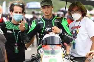 Alejandro Carrion, Kawasaki GP Project