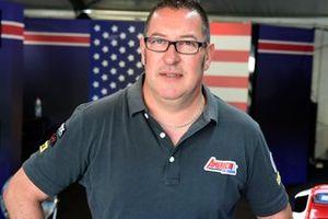 Denis Sarazin, American Racing
