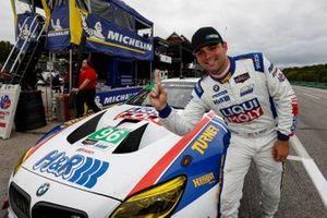 GTD-Polesitter: #96 Turner Motorsport BMW M6 GT3, GTD: Robby Foley