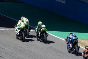 Yuta Okaya, MTM Kawasaki, Jeffrey Buis, MTM Kawasaki, Inigo Iglesias, SMW Racing