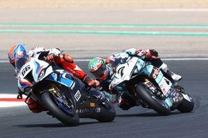 Tom Sykes, BMW Motorrad WorldSBK Team, Chaz Davies, Team GoEleven