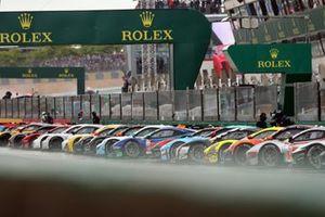 De 2021 Le Mans Grid