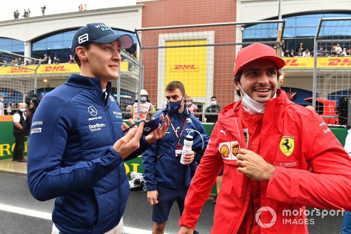 Carlos Sainz Jr., Ferrari, 10 puan