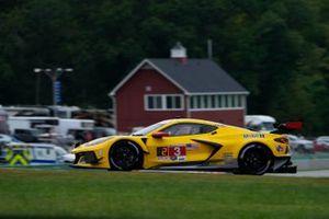 #3: Corvette Racing C8.R, GTLM: Antonio García, Jordan Taylor