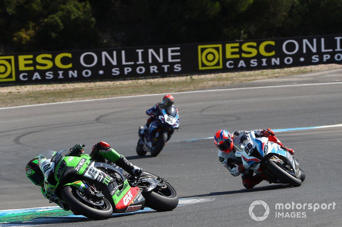 Xavi Fores, Kawasaki Piccetti Racing, Tom Sykes, BMW Motorrad WorldSBK Team