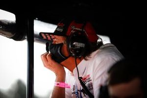 Santino Ferrucci, Dale Coyne Racing with Vasser Sullivan Honda, Jimmy Vasser