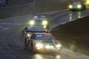 #29 Audi Sport Team Land Motorsport Audi R8 LMS GT3: Mattia Drudi, Christopher Mies, Rene Rast, Kelvin van der Linde
