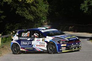 Marco Signor, Francesco Pezzolli, Sama Racing, Volkswagen Polo R5