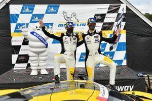 Race Winner #3 Corvette Racing Corvette C8.R, GTLM: Antonio Garcia, Jordan Taylor