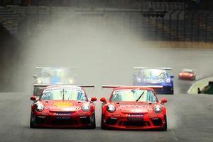 Emoção na Carrera Cup