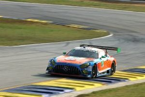 #74 Riley Motorsports Mercedes-AMG GT3, GTD: Lawson Aschenbach, Ben Keating, Gar Robinson