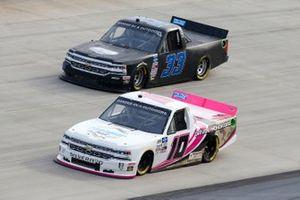 Jennifer Jo Cobb, Jennifer Jo Cobb Racing, Chevrolet Silverado Fastener Supply Company, Bryant Barnhill, Reaume Brothers Racing, Toyota Tundra