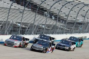Raphael Lessard, Kyle Busch Motorsports, Toyota Tundra Canac, Grant Enfinger, ThorSport Racing, Ford F-150 Farm Paint/Curb Records, Tanner Gray, DGR-Crosley, Ford F-150 Ford Performance
