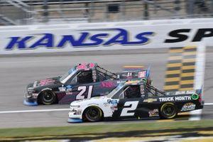 Sheldon Creed, GMS Racing, Chevrolet Silverado Chevy Truck Month Zane Smith, GMS Racing, Chevrolet Silverado