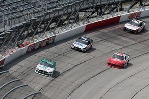 Austin Cindric, Team Penske, Ford Mustang MoneyLion Denny Hamlin, Joe Gibbs Racing, Toyota Supra SportClips