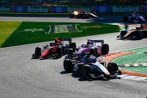 Pedro Piquet, Charouz Racing System, Artem Markelov, BWT HWA Racelab e Felipe Drugovich, MP Motorsport