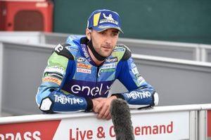 Race winner Matteo Ferrari, Trentino Gresini MotoE