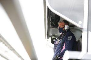 Otmar Szafnauer, Team Principal e CEO, Racing Point