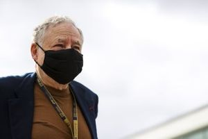 Jean Todt, president FIA