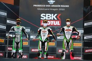 Thomas Brianti, Prodina Ircos Team WorldSSP300, Jeffery Buis, Scott Deroue