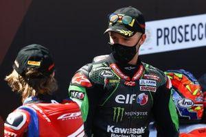 Jonathan Rea, Kawasaki Racing Team, Alvaro Bautista, Team HRC