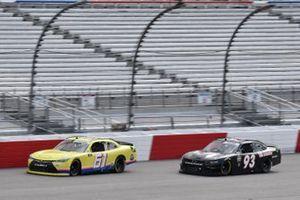 Chad Finchum, Hattori Racing Enterprises, Toyota Supra SMITHBILT HOMES Myatt Snider, RSS Racing, Chevrolet Camaro Superior Essex