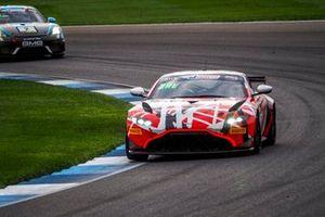 #33 Notlad Racing by RS1 Aston Martin Vantage GT4: Joe Dalton, Patrick Gallagher, Jonathan Taylor