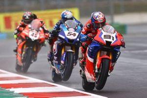 Leon Haslam, Team HRC, Toprak Razgatlioglu, Pata Yamaha, Scott Redding, Aruba.it Racing Ducati