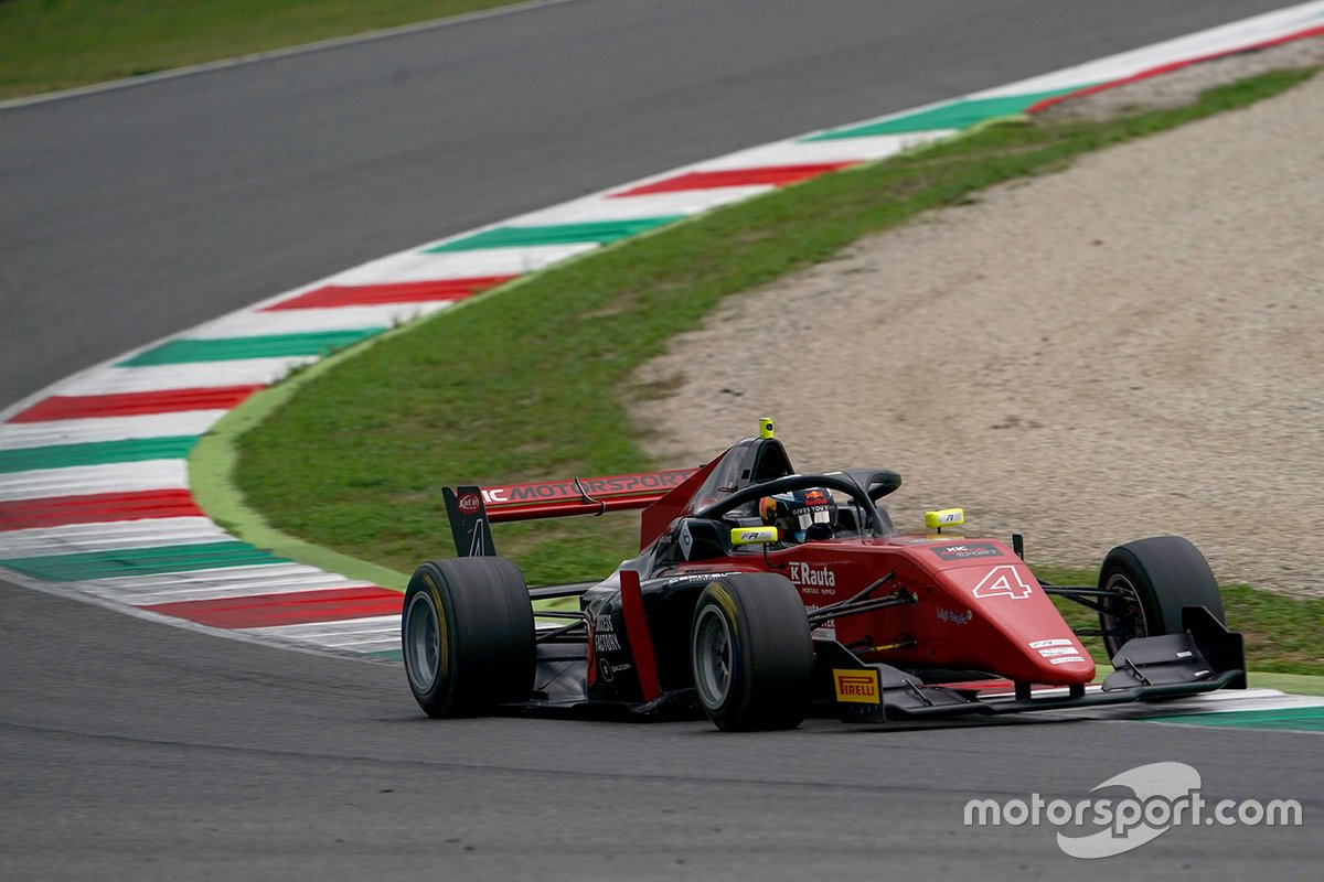 Vips Juri, F3 Tatuus 318 A.R. #4, KIC Motorsport