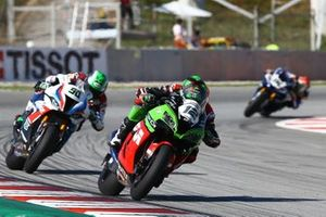 Xavi Fores, Kawasaki Puccetti Racing, Eugene Laverty, BMW Motorrad WorldSBK Team