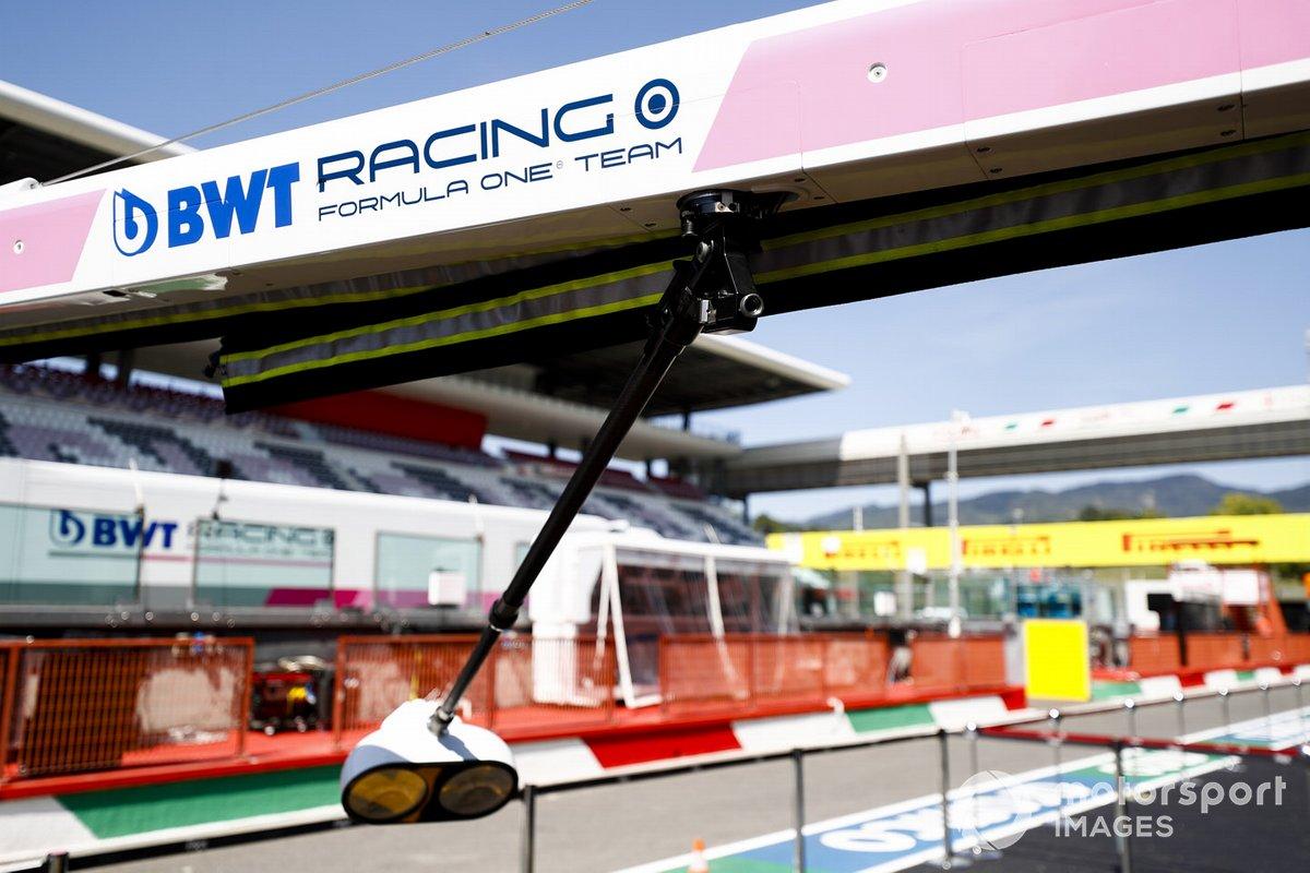 Detalle de Racing Point