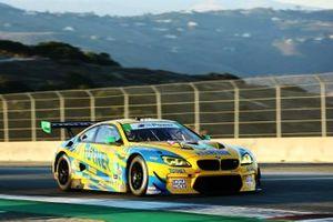 #96 Turner Motorsport BMW M6 GT3, GTD: Robby Foley III, Bill Auberlen, Robbie Foley