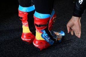 Jorge Navarro, Speed Up Racing, bottes