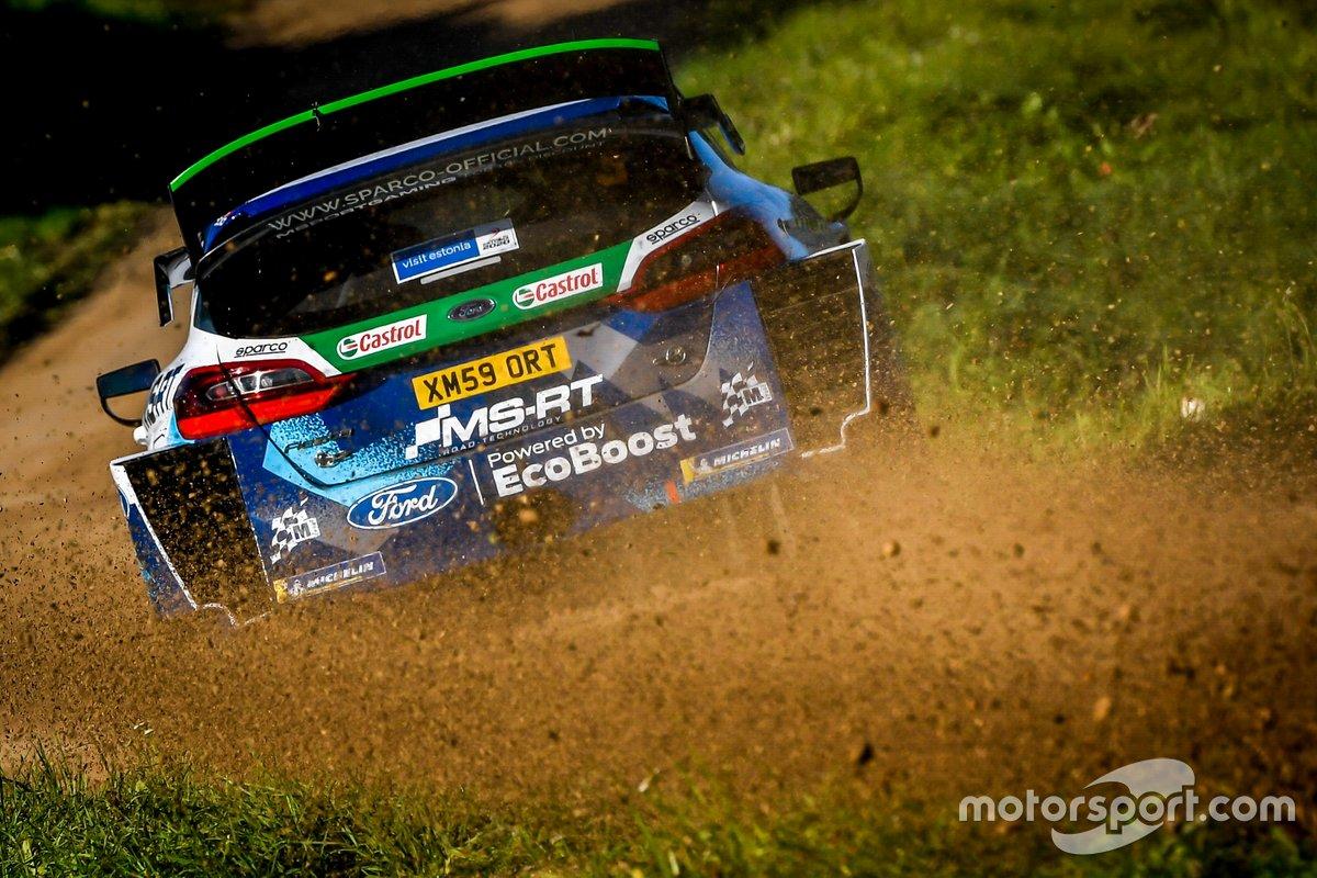 Teemu Suninen, Jarmo Lehtinen, M-Sport Ford WRT Ford Fiesta WRC