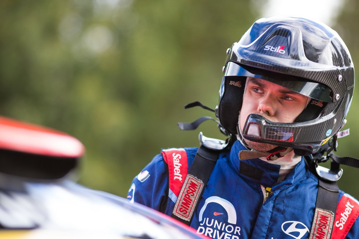 Nicolay Gryazin, Hyundai Motorsport Hyundai i20 R5