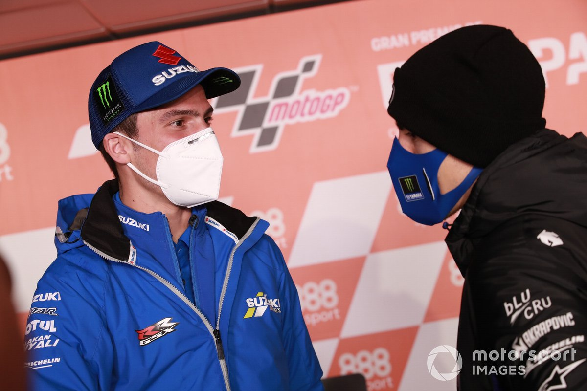 Joan Mir, Team Suzuki MotoGP, Maverick Viñales, Yamaha Factory Racing